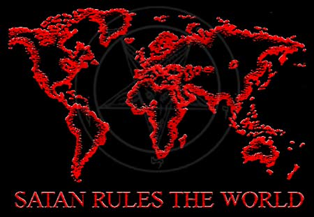 Satan rules the world